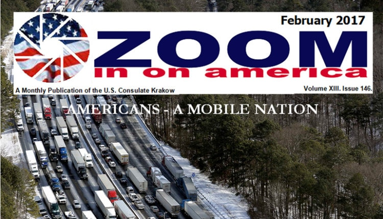 February 2017 issue of Zoom in on America