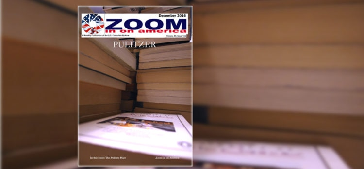 December 2016 issue of Zoom in on America