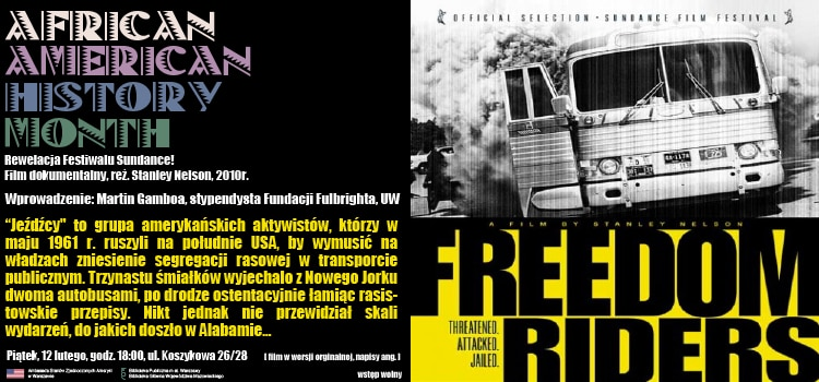 AAHM Documentary Freedom Riders""