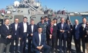 "Polish Parliamentarians Taking Part in ""NATO Tour for Policy Makers"""