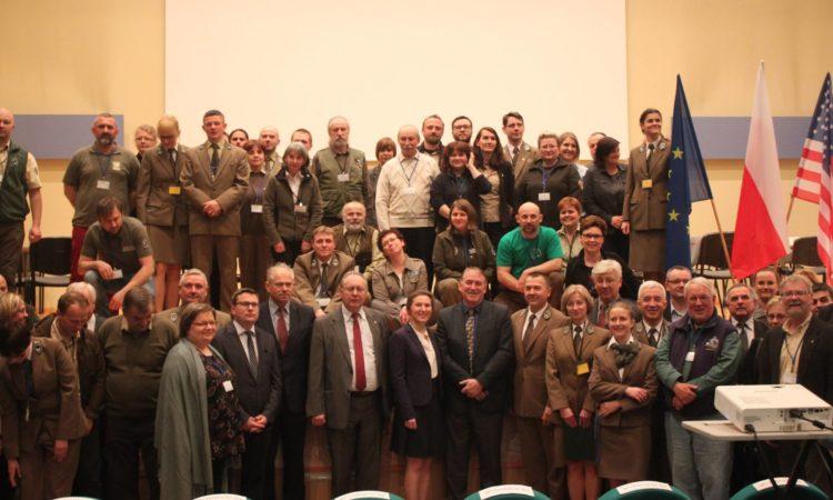 Konferencja Parków Narodowych 2016.