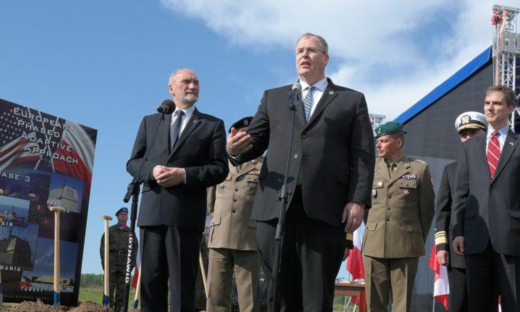 USA i Polska Rozpoczynają Budowę Bazy w Redzikowie