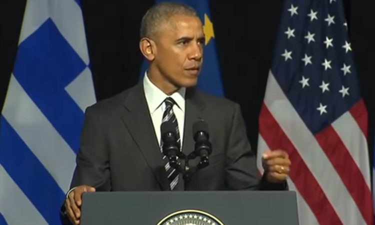 Remarks by President Obama at Stavros Niarchos Foundation Cultural Center in Athens, Greece