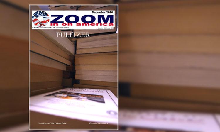 Grudniowe wydanie Zoom in on America