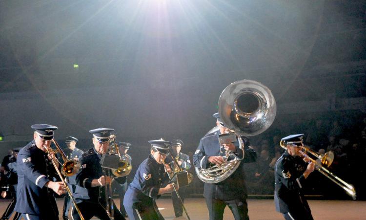 Orkiestra Amerykańskich Sił Powietrznych w Europie