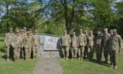 Gen. Milley and Lt. Gen. Hodges Visit Powidz