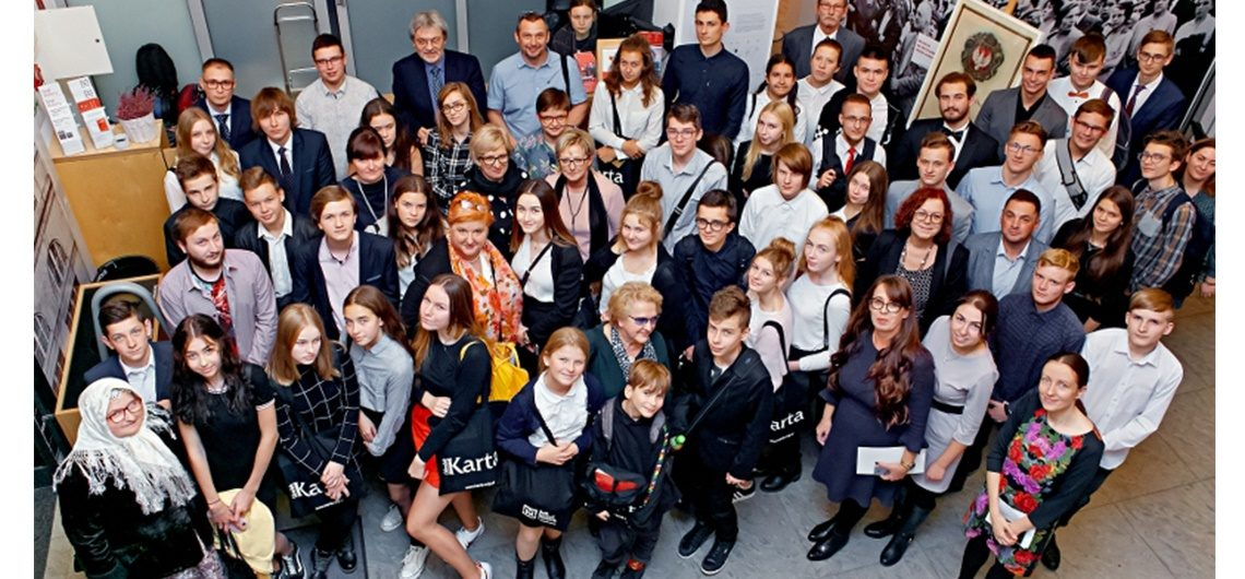 Embassy Continues Its Support Of Polish Youth At Peers Of