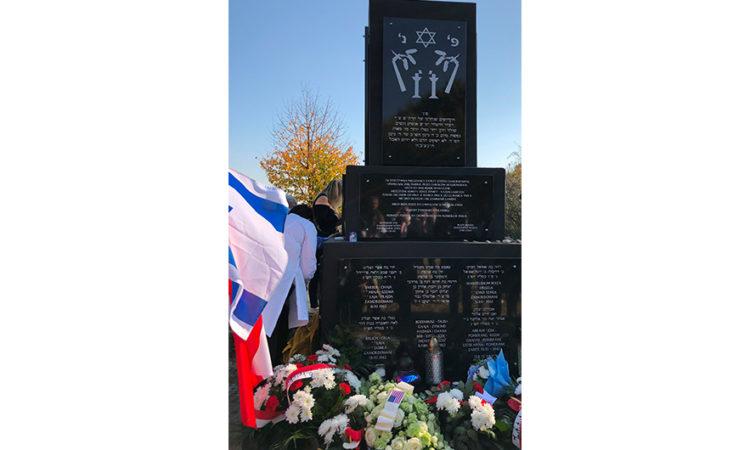 Pomnik pamięci o Żydach Kraśnika