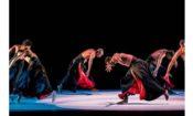 Alvin Ailey II American Dance Theater podczas 22. Międzynarodowych Spotkań Teatrów Tańca, Lublin 2018. (Foto: Maciek Rukasz)