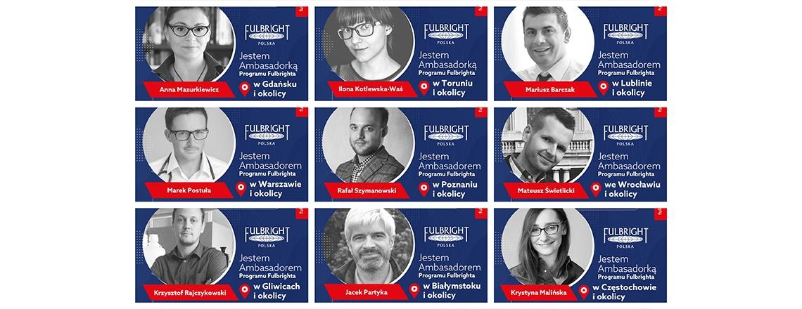 Fulbright Ambassadors Program to Celebrate 60th Anniversary of Fulbright in Poland