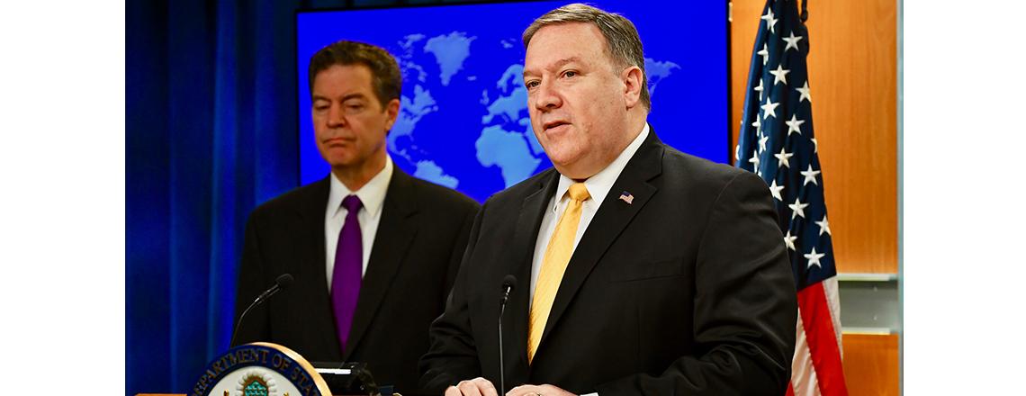Press Releases: Secretary Pompeo's Call With Ukrainian President Petro Poroshenko