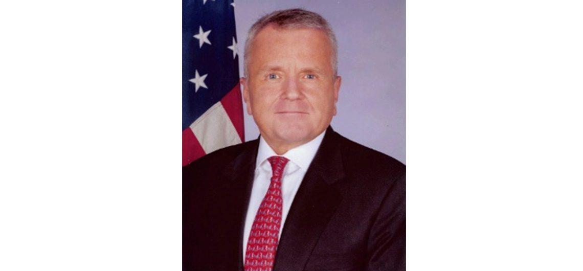 Zastępca sekretarza stanu John J. Sullivan